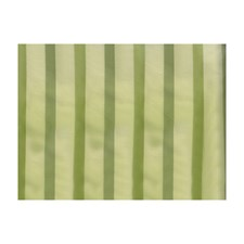 Poire Vert Stripes Drapery and Upholstery Fabric by Brunschwig & Fils