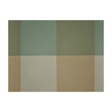 Celadon Plaid Drapery and Upholstery Fabric by Brunschwig & Fils