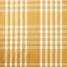 Dusty Gold Plaid Drapery and Upholstery Fabric by Brunschwig & Fils