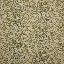Sage Print Drapery and Upholstery Fabric by Pindler