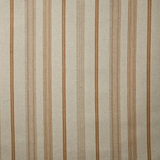 Teak Stripe Drapery and Upholstery Fabric by Pindler