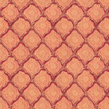 Raspberry Small Scales Drapery and Upholstery Fabric by Kravet