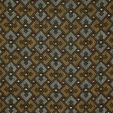Black Ethnic Drapery and Upholstery Fabric by Pindler