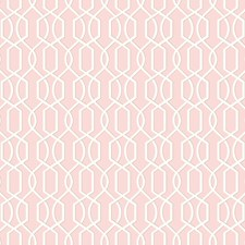 Pink Transitional Drapery and Upholstery Fabric by JF