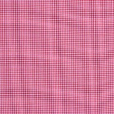Berry Plaid Drapery and Upholstery Fabric by Laura Ashley
