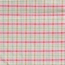Berry Plaid Drapery and Upholstery Fabric by Kravet