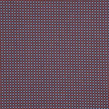 Red/Blue Check Drapery and Upholstery Fabric by Baker Lifestyle