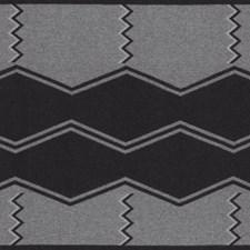 Smoke Drapery and Upholstery Fabric by Ralph Lauren