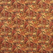 Madder Red Drapery and Upholstery Fabric by Ralph Lauren