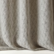 Taupe/Grey/White Geometric Drapery and Upholstery Fabric by Kravet