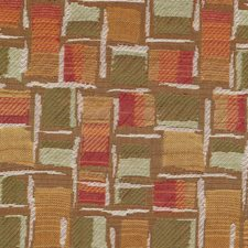 Orange Slice Drapery and Upholstery Fabric by Kasmir
