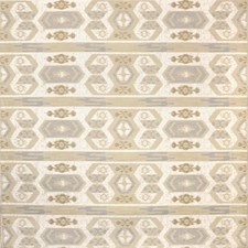 Seashell Drapery and Upholstery Fabric by Silver State