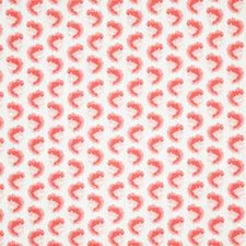 Flamingo Print Drapery and Upholstery Fabric by Pindler