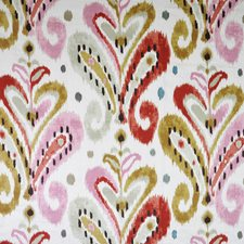 Rosette Drapery and Upholstery Fabric by Maxwell
