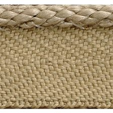 Cord With Lip Beige/Brown Trim by Threads