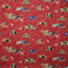 Pomegranate Print Drapery and Upholstery Fabric by Pindler
