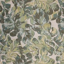 Tropical Drapery and Upholstery Fabric by RM Coco