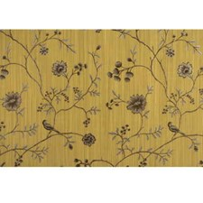 Maize Embroidery Drapery and Upholstery Fabric by Lee Jofa