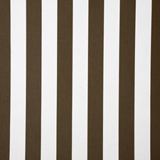 Cocoa Stripe Drapery and Upholstery Fabric by Pindler