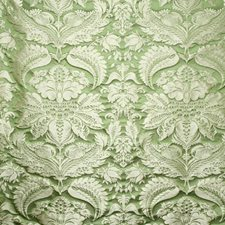 Peridot Damask Drapery and Upholstery Fabric by Pindler