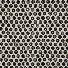 Noir Print Drapery and Upholstery Fabric by Pindler