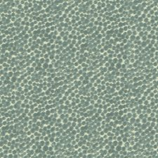 Pale Aqua Dots Drapery and Upholstery Fabric by Baker Lifestyle