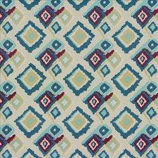 Marine Drapery and Upholstery Fabric by Kasmir