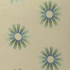 Capri Drapery and Upholstery Fabric by RM Coco