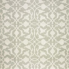 Light Green/White Contemporary Drapery and Upholstery Fabric by Kravet