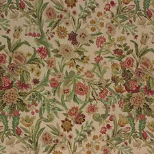 Barley Botanical Drapery and Upholstery Fabric by Lee Jofa
