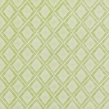 Green Print Drapery and Upholstery Fabric by Baker Lifestyle