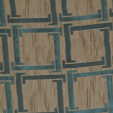 Blue Luster Drapery and Upholstery Fabric by RM Coco