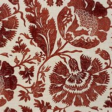 Brick/L Print Drapery and Upholstery Fabric by G P & J Baker