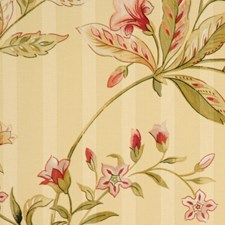 Botanical Foliage Drapery and Upholstery Fabric by RM Coco