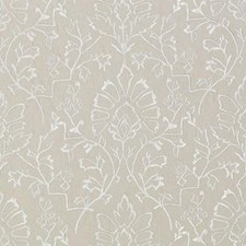 Natural Damask Drapery and Upholstery Fabric by Duralee