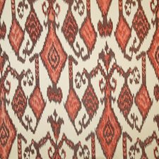 Cinnabar Ethnic Drapery and Upholstery Fabric by Pindler