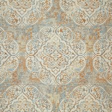Copper Damask Drapery and Upholstery Fabric by Pindler