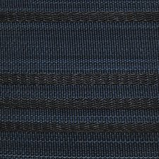 Navy/Black Drapery and Upholstery Fabric by Scalamandre