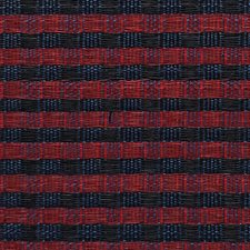 Blue/Red/Black Drapery and Upholstery Fabric by Scalamandre