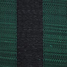 Green/Black Drapery and Upholstery Fabric by Scalamandre