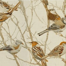 Natural Animal Drapery and Upholstery Fabric by Kravet