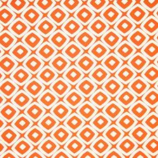 Orange Drapery and Upholstery Fabric by Pindler