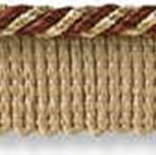 Cord With Lip Burgundy/Red Trim by Kravet