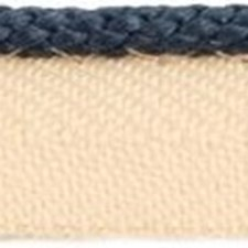 Cord With Lip True Blue Trim by Kravet