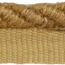 Cord With Lip Sisal Trim by Kravet