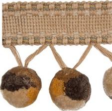 Tassel Fringe Buckwheat Trim by Kravet