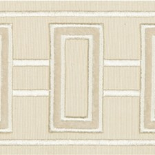 Braids Ivory Trim by Kravet