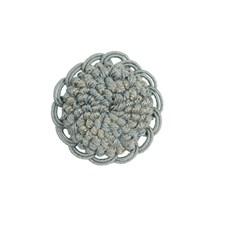 Button Azure Trim by Brunschwig & Fils