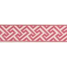 Tapes Pink Trim by Brunschwig & Fils