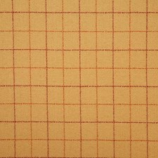 Camel Check Drapery and Upholstery Fabric by Pindler